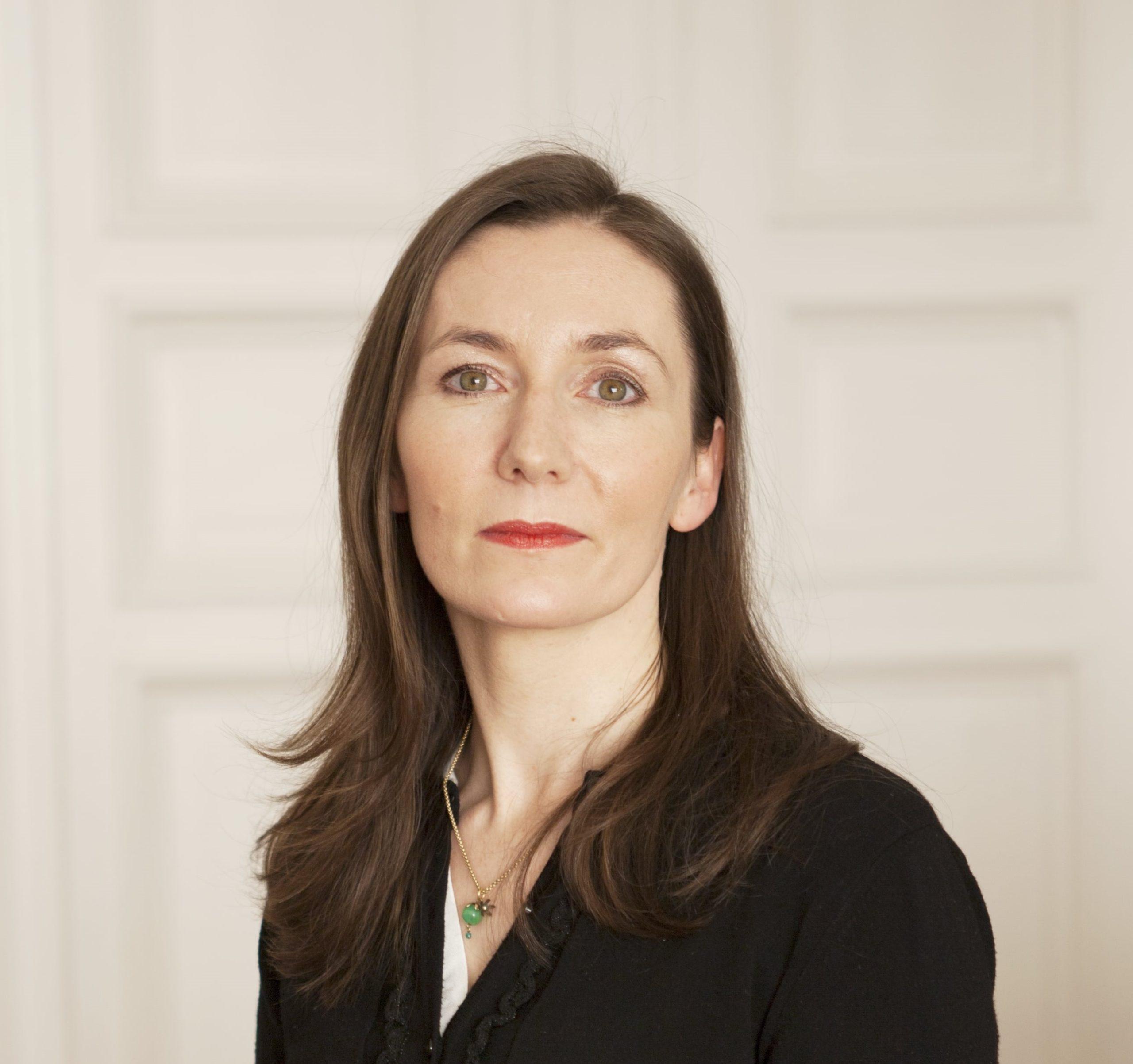 Portrait Dr. Claudia Major