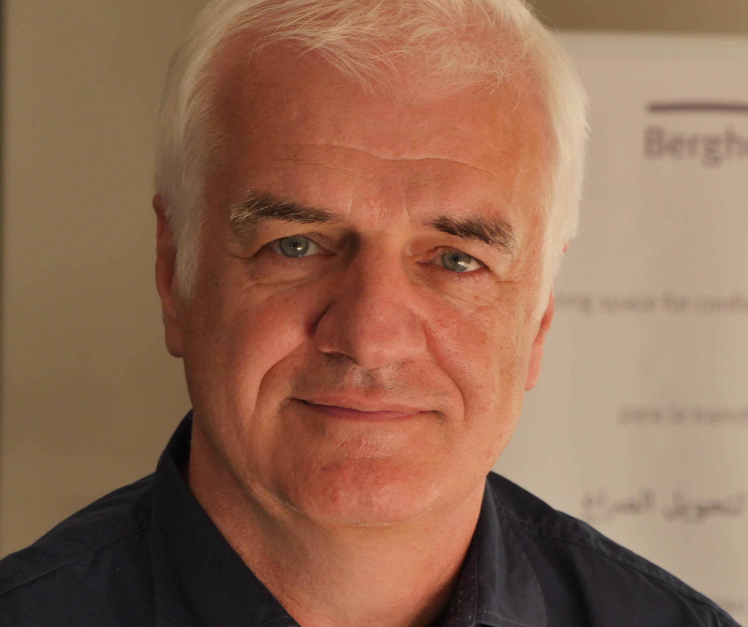 Portrait Prof. Dr. Dr. Hans-Joachim Giessmann