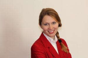 Portrait Dr. Kira Vinke